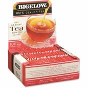 BIGELOW TEA SINGLE FLAVOR TEA, PREMIUM CEYLON (100-BAGS PER BOX)