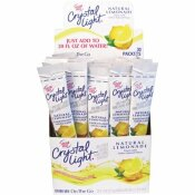 CRYSTAL LIGHT LEMONADE 8 OZ. FLAVORED DRINK MIX (30-PACKETS PER BOX)