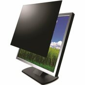 KANTEK INC. SECURE VIEW NOTEBOOK/LCD PRIVACY FILTER FOR 24 IN. WIDESCREEN, 16.9 ASPECT RATIO