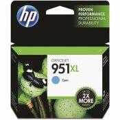 HP (HP 951XL) HIGH YIELD INK CARTRIDGE 1500 PAGE YIELD IN CYAN