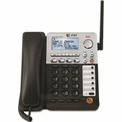 VTECH COMMUNICATIONS SB67148 ADDITIONAL CORDLESS 4-LINE DESKSET FOR SB67138 BASE
