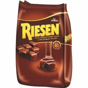 RIESEN 30 OZ. CHOCOLATE CARAMEL CANDIES BAG