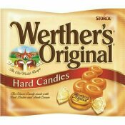 WERTHERS 9 OZ. ORIGINAL BUTTER AND CREAM HARD CANDIES BAG
