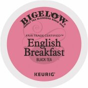 BIGELOW TEA CO. BREAKFAST BLEND TEA K-CUPS PACK (24 PER BOX)