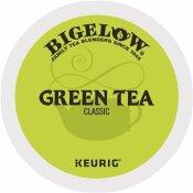 BIGELOW TEA CO. GREEN TEA K-CUP PACK (24 PER BOX)