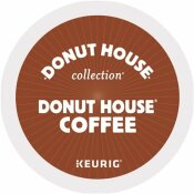 DONUT HOUSE COFFEE K-CUPS (24 PER BOX)