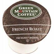 GREEN MOUNTAIN COFFEE ROASTERS FRENCH ROAST COFFEE K-CUPS (96 PER CARTON)
