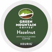 GREEN MOUNTAIN COFFEE HAZELNUT COFFEE K-CUPS (24 PER BOX)