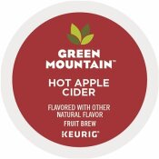 GREEN MOUNTAIN COFFEE HOT APPLE CIDER K-CUPS (24 PER BOX)