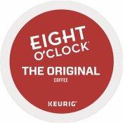EIGHT O'CLOCK ORIGINAL COFFEE K-CUPS (24 PER BOX)