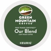 GREEN MOUNTAIN COFFEE ROASTERS OUR BLEND COFFEE K-CUPS (96 PER CARTON)