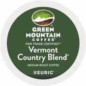 GREEN MOUNTAIN COFFEE VERMONT COUNTRY BLEND COFFEE K-CUPS (24 PER BOX)