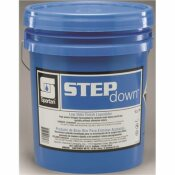 SPARTAN CHEMICAL COMPANY STEP DOWN 5 GALLON FLOOR FINISH REMOVER
