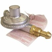 3/8 IN. NPT X 11 IN. W.C. 100 PSI LOW PRESSURE REGULATOR WITH TAILPIECE