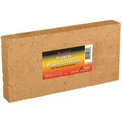 IMPERIAL MFG. FIRE BRICK 9 IN. X 4-1/2 IN. X 1-1/4 IN. 6/CS