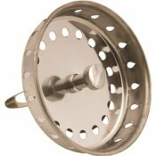 PROPLUS BASKET STRAINER IN STAINLESS STEEL, BAGGED