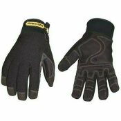 YOUNGSTOWN GLOVE COMPANY X-LARGE WATERPROOF WINTER PLUS GLOVES - YOUNGSTOWN GLOVE COMPANY PART #: 03-3450-80-XL