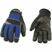YOUNGSTOWN GLOVE COMPANY WATERPROOF WINTER GLOVES LINED WITH KEVLAR X-LARGE