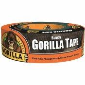 GORILLA 1.88 IN. X 35 YD. BLACK TAPE - GORILLA PART #: 60035