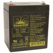 POWERCELL ENERGY PRODUCTS SEALED LEAD ACID BAT. 12V
