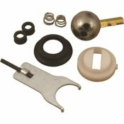 BRASSCRAFT REPAIR KIT FOR DELTA CRYSTAL KNOB HANDLE SINGLE-LEVER FAUCETS