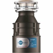 INSINKERATOR 1/3 HP BADGER CONTINUOUS FEED GARBAGE DISPOSAL