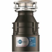 INSINKERATOR 1/2 HP BADGER 5 CONTINUOUS FEED GARBAGE DISPOSAL