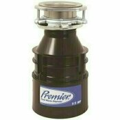 PREMIER 143053 - 1/3 HP CONTINUOUS FEED GARBAGE DISPOSAL