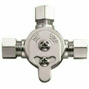NOT FOR SALE - 193274 - NOT FOR SALE - 193274 - SLOAN SLOAN MIX-60-A MEC MIXING VALVE SINGLE FAUCET