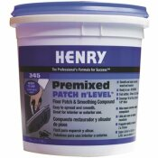 HENRY 345 1 GAL. PREMIXED PATCH AND LEVEL