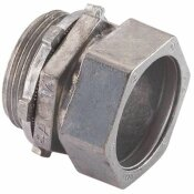HALEX 1 IN. ELECTRICAL METALLIC TUBE (EMT) COMPRESSION CONNECTOR