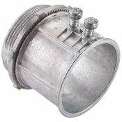 HALEX 2 IN. ELECTRICAL METALLIC TUBE (EMT) SET-SCREW CONNECTOR