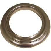 DANCO DECORATIVE TUB SPOUT REMODELING COVER IN BRUSHED NICKEL
