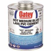 OATEY 32 OZ. PVC BLUE LAVA HOT CEMENT