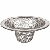 DANCO 2-1/2 IN. LAVATORY MESH SINK STRAINER