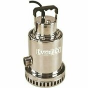 EVERBILT 1/2 HP WATERFALL UTILITY PUMP - EVERBILT PART #: SSB300
