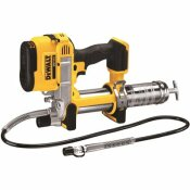 DEWALT 20-VOLT MAX CORDLESS GREASE GUN (TOOL-ONLY)