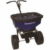 CHAPIN 80 LBS. CAPACITY PROFESSIONAL CONTRACTOR BROADCAST SALT AND ICE MELT SPREADER