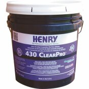 HENRY 430 4 GAL. CLEARPRO VCT ADHESIVE
