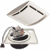 BROAN-NUTONE QUICKIT 60 CFM 2.5 SONES 10 MINUTE BATHROOM EXHAUST FAN UPGRADE KIT
