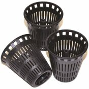 DANCO 2 IN. PLASTIC HAIR CATCHER REPLACEMENT BASKETS FOR SHOWER