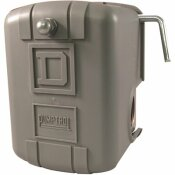 SQUARE D PUMPTROL 30-50 PSI WELL PUMP WATER PRESSURE SWITCH WITH LOW PRESSURE CUT-OFF - BOX PACKAGING