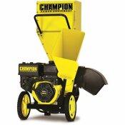 CHAMPION POWER EQUIPMENT 3 IN. 338 CC GAS-POWERED CHIPPER SHREDDER