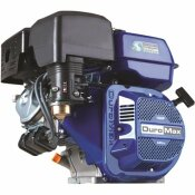 DUROMAX 18 HP 440 CC 1 IN. SHAFT 4-STROKE OVERHEAD VALVE PORTABLE ENGINE