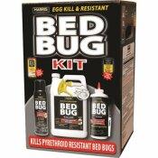 HARRIS EGG KILL AND RESISTANT BED BUG KIT - HARRIS PART #: BLKBB-KIT