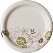 GEORGIA-PACIFIC DIXIE PRODUCTS DIXIE PATHWAYS 5.82 IN. HEAVY WEIGHT PAPER PLATES