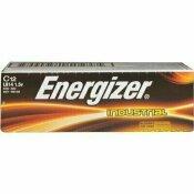 ENERGIZER INDUSTRIAL BATTERY C ALKALINE (12-PACK)