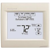 HONEYWELL VISIONPRO 8000 7-DAY PROGRAMMABLE OR NON-PROGRAMMABLE THERMOSTAT WITH REDLINK