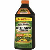 SPECTRACIDE 40 OZ. LAWN WEED AND CRABGRASS KILLER CONCENTRATE