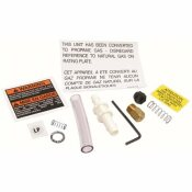 NOT FOR SALE - 2480710 - GOODMAN PROPANE CONVERSION KIT FOR SINGLE-STAGE FURNACES